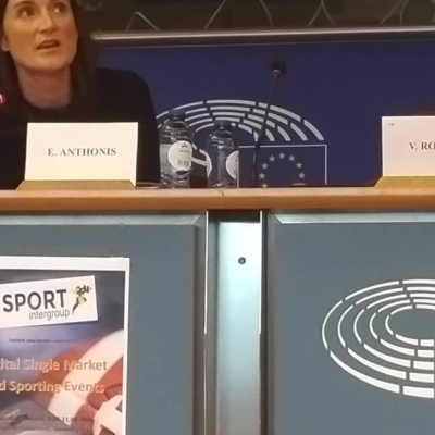 ACT at EP Sport Intergroup: DSM and Sporting Events