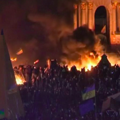 Behind the Screens: News Reporting from Ukraine