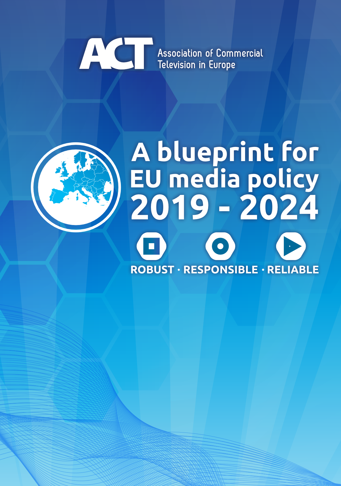 A Blueprint for EU Media Policy 2019-2024