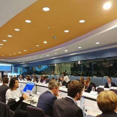 ACT took part in the Stakeholder Dialogue on the article 17 of the Copyright Directive
