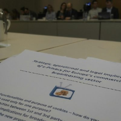Strategic, operational and legal implications of e-Privacy for Europe's commercial broadcasting sector