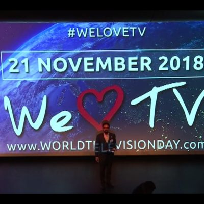 ACT – Television: A talent engine for Europe – World Television Day 2018