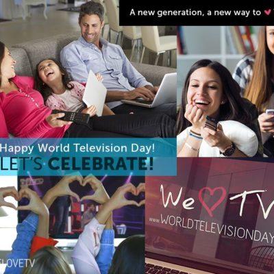 World TV Day 2015