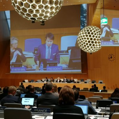 ACT attending the WIPO 39th Standing Committee on Copyright and Related Rights