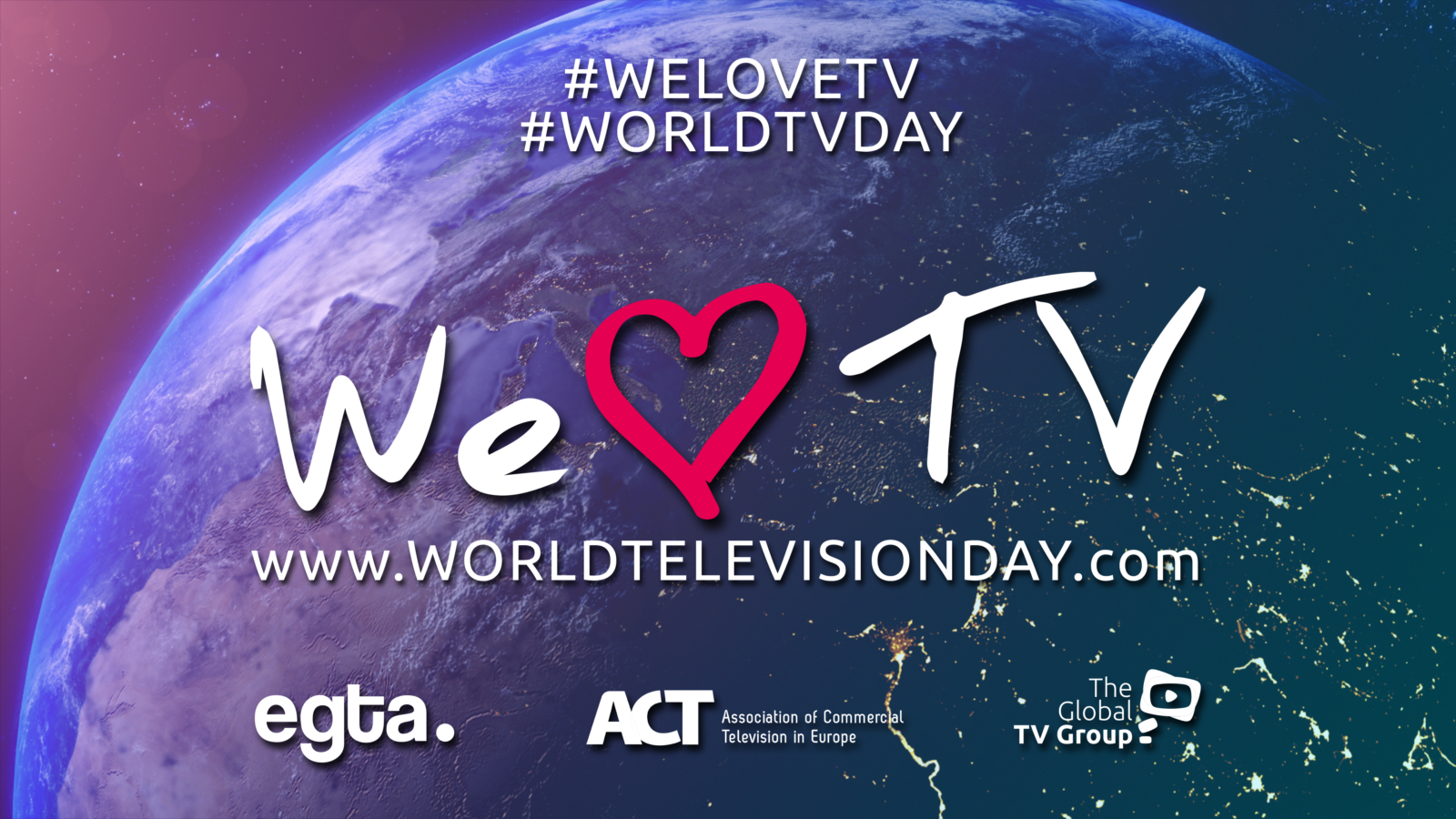 World Television Day celebrates a truth that holds around the globe: TV makes a difference!