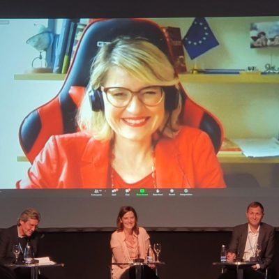 ACT speaks at the Conference on 'Increasing the availability and competitiveness of European audiovisual and media content'